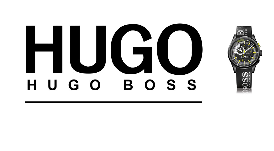 Official Supplier of Hugo Boss